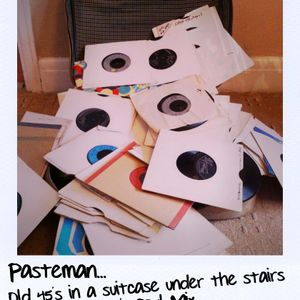 Pasteman - Old 45's in a suitcase under the stairs (60's Soul Mix)