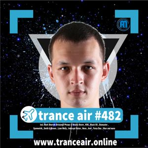 Alex NEGNIY - Trance Air #482 [ #138 special ] / [English vers.]