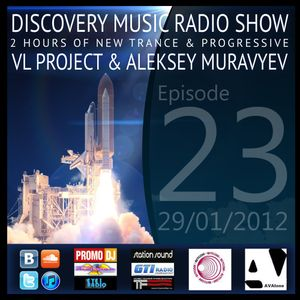 VL Project & Aleksey Muravyev - Discovery Music Radio Show Episode # 023 (29/01/12)