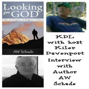 Kiler Davenport Live with Host Kiler Davenport: Interview with Author AW Schade