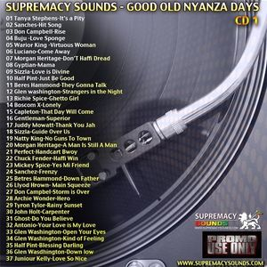 Good Old Nyanza Dayz CD 1