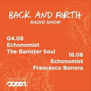 BAF008 Radio Show on Sceen FM: The Banister Soul