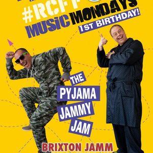 RCFF meets Music Mondays competition mix