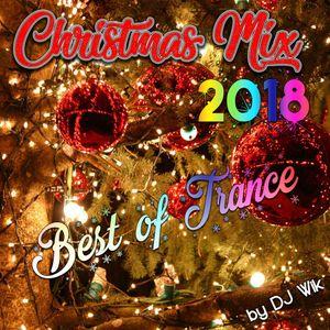 Christmas Trance Mix 2018 by DJ Wik