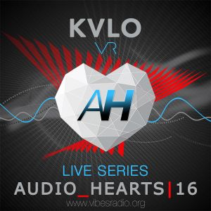 KVLO - Audio_Hearts 16 - Live Series - September 2017 // Vibes Radio