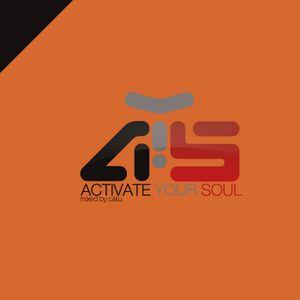 Caku - Activate Your Soul 053 (TOP 10 April)
