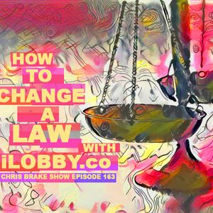 How To Change A Law With iLobby and John Thibault   CB163