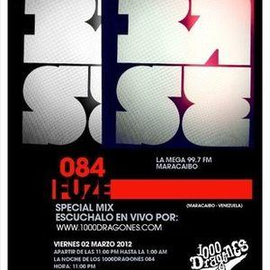 FUZE @ 1000DRAGONES 084 LAMEGA 99.7FM 2012