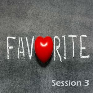My Favorite Passages (Session 3)