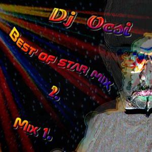 Dj Ocsi - Best of star mix 2. cd 1.
