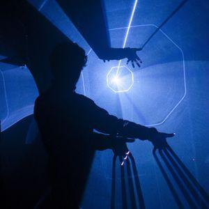 Hyperlight, performance numérique par Thomas Pachoud dans le cadre du Mirage Festival
