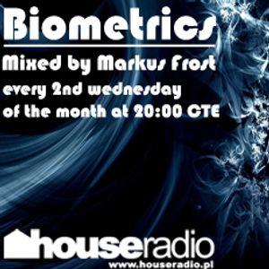 Markus Frost - Biometrics 072016