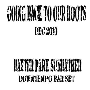 GBTOR Dec 2010-Baxter Park Sunbather's Downtempo Bar Set