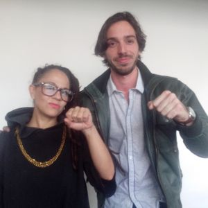MOOCHILA con MISS BOLIVIA