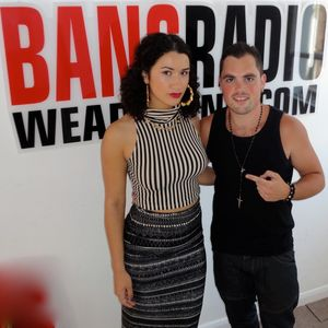 Cleo Sol joins LP on Drive Time on Bang Radio www.wearebang.com