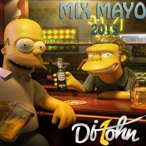 Mix Mayo 2015 (Te Encontre) [Dj JOHN]