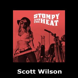 Scott Wilson (Stompy and the Heat) - Salty Interview (Dec 2012)