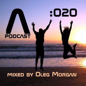 audiotechnika podcast 020 mixed by Oleg Morgan