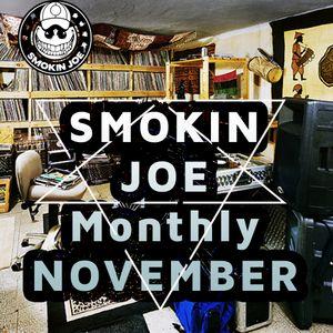 Smokin Joe Records 'Monthly Podcast' November 16