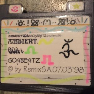 'Ambient, Goa + Goabeatz_Mixed by Tarantula_c by Remix'98' (SkogRa)_1998-03-07_MD_Mini Disc Rip
