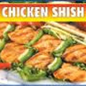 Mark Neenan's Large chicken shish mix