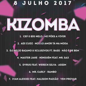 Kizomba Mix 08 Julho 2017 DjMobe