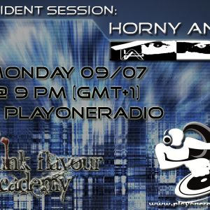 Junk Flavour Academy on Play One Radio N°42 - Horny Andy
