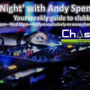 At Night with Andy Spencer - Show 007 - Sat 11th Aug 2012