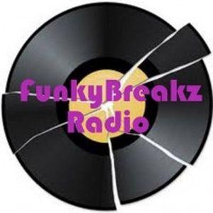 FunkyBreakz Radio with Slynk, Wax Organix, Ilvis Freshly  March 25 2106