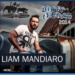 Warehouse Animal- Dirty Techno - Liam Mandiaro Promomix 2014