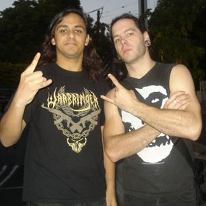 "03/08/11 interview with Paul ""Ablaze"" Zinay from Blackguard"