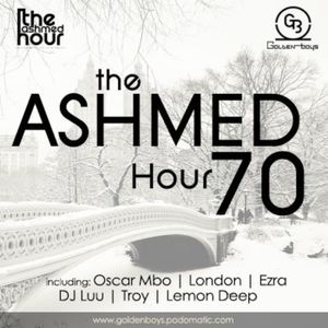 Ashmed Hour 70 // Guest Mix II By London SA