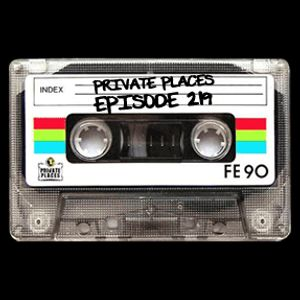 PRIVATE PLACES Episode 219 mixed by Athanasios Lasos