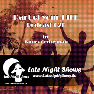 Late Night Shows Podcast 020