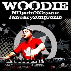 WOODIE - January 2011 promo set