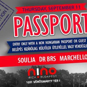 DR BRS - PassportFeelin'