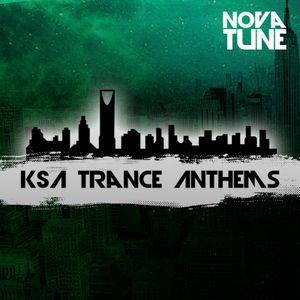 Novatune - KSA Trance Anthems #025 (High Energy Mix)