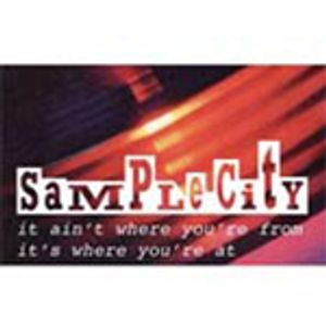sample_city - OSA Radio - 01-04-15 - tinged with techno