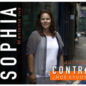 Fracesca Patiño Sophia Mantente Viva