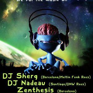 DJ Sherg @ Groovin' (Naveluna, Stgo Chile) (Jun-9-12)