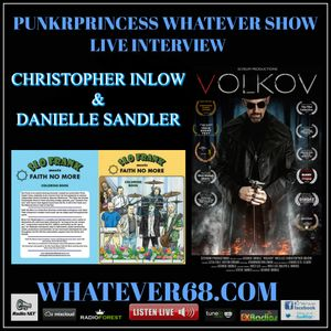 PunkrPrincess Whatever Show live interview with the Volkov cast only on whatever68.com