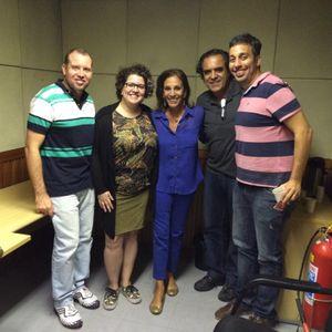 Debate com nossos jornalistas Carol Rabello, Thiago Regotto e Rafael Leal