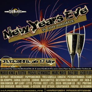 Bassbottle - New Years Eve 2008-2009 | O4T-Radio