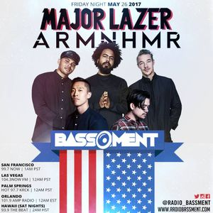 The Bassment 05/26/17 w/ Major Lazer by RadioBassment | Mixcloud