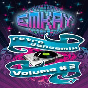Retro Dancemix Volume #2