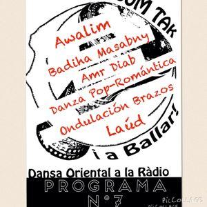 07_DUM TAK i a Ballar_Badia Masabni (20/01/15)