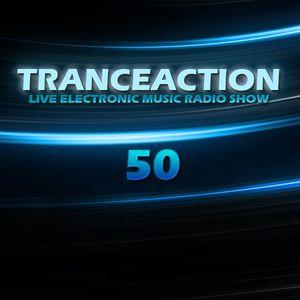 Tranceaction Episode 50