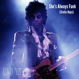 Prince - She´s Always Funk (Erotic Days) (mixed by DJ TBt)