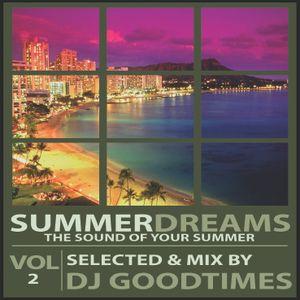 SUMMER DREAMS - VOL 2 - SOUND OF SUMMER