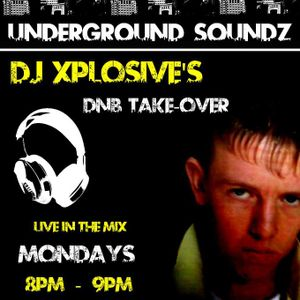 DJ Xplosiv in the mix - Random Set